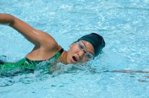 iStock swimmer